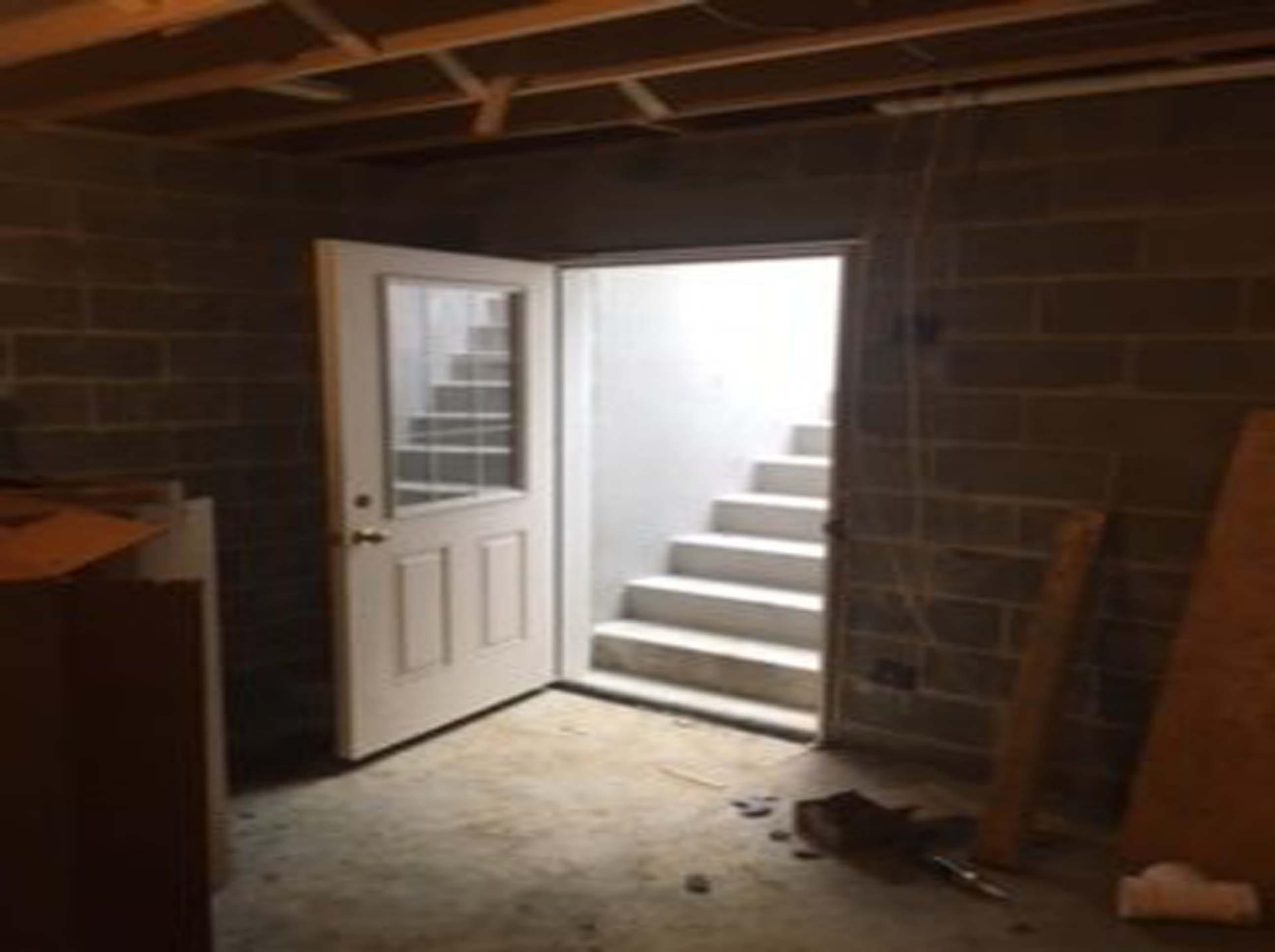 Hampton Concrete Products Cleargress Basment Doors Est 2010