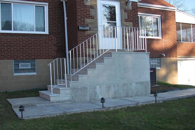 Precast Concrete Unit Steps